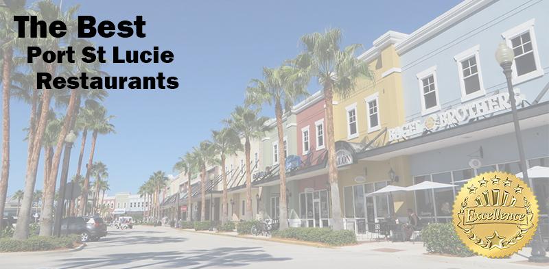 Top Port Saint Lucie Restaurants